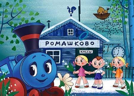 Викторина Советские мультфильмы